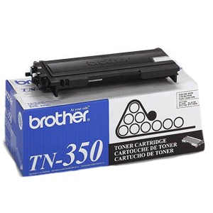 (TN350) CARTUCHO ORIGINAL BROTHER TN-350 - CARTUCHOS DE TONER ORIGINALES Y COMPATIBLES - CARTUCHOS ORIGINALES