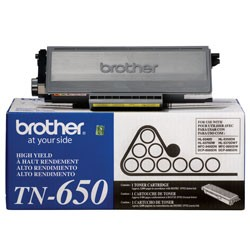 (TN650) CARTUCHO ORIGINAL BROTHER TN-650 - CARTUCHOS DE TONER ORIGINALES Y COMPATIBLES - CARTUCHOS ORIGINALES